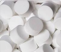 Соль таблетированная, сода