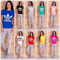 Женский спортивный костюм Adidas v-020119