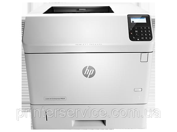 HP LaserJet M604dn (E6B68A), A4, 50 стр/мин, USB2.0, сетевой, двусторонняя печать