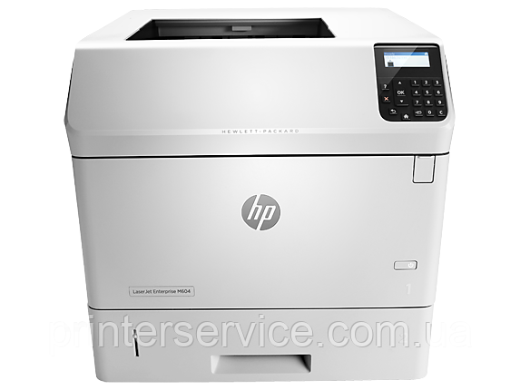 HP LaserJet M605n (E6B69A), A4, 55 стр/мин, USB2.0, сетевой