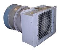 Электрокалориферы СФОО (АО-ЕВО) с осевым вентилятором