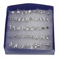 Сережки дитячі асорті