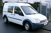 Автомобильные стекла Форд Коннект