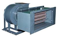 Электрокалориферы СФОЦ (АО-ЕВР) с центробежным вентилятором