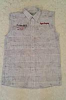 Рубашка без рукавов для мальчиков Лето