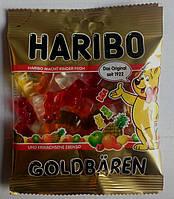 Haribo Goldbaren желейный мармелад мишки фруктовое ассорти 100 g Германия