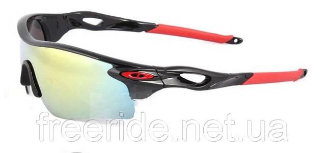 Солнцезащитные спортивные велоочки OAKLEY Radar Lock 9052