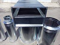 Шумоглушитель прямоугольный 600х350, фото 1