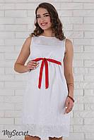 Платье для беременных Infiniti SF-26.032, белый, фото 1