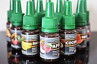 Жидкости для электронных сигарет 0мг/мл (20 шт. на выбор)