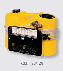 Устройство для быстрого удаления налета, накипи и ржавчины CILLIT SEK 28