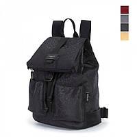 Рюкзак городской молодежный черный, фото 1