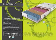 Матрас ортопедический Evolution Fusion Duo, фото 2