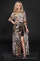 Платье шифоновое мод 432-2,размер 42-44,46-48