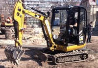 Услуги мини экскаватора Caterpillar, фото 1