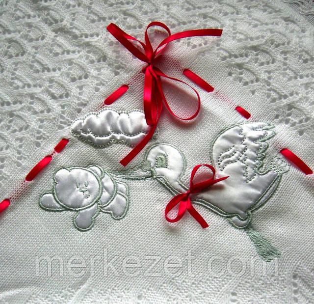 крыжма. полотенце для крещения ребенка. плед для новорожденного. крижмо