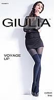 Теплые колготы с имитацией ботфорт и крупным плетением TM Giulia