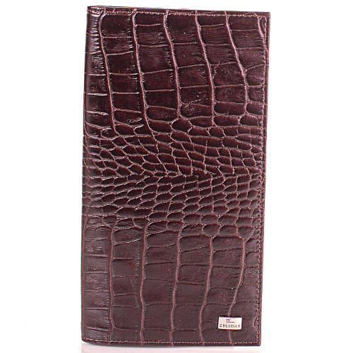 Мужской очаровательный кожаный кошелек DESISAN (ДЕСИСАН), SHI111-10KR