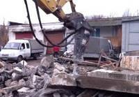 Услуги гидромолота в Киеве, фото 1