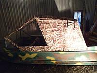 Ходовые тенты и дуги для лодки Казанка