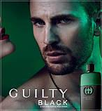 Gucci Guilty Black Pour Homme туалетная вода 90 ml. (Гуччи Гилти Блэк Пур Хом Мен), фото 4