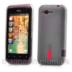 Купить чехол накладку для HTC Sensation 4g G14 z710e (силикон)