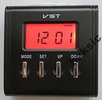 Электронные часы-будильник VST-7069S с подсветкой