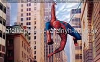 Вафельная картинка Человек паук