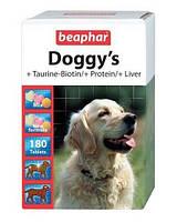 Комплекс витаминов Beaphar Doggy's Mix (Беафар Доги'с Микс) 180 шт
