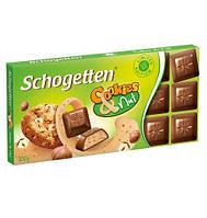 Шоколад Schogetten (Германия) Cookies & Nut, 100