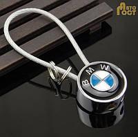 Брелок для ключей с логотипом BMW в коробке