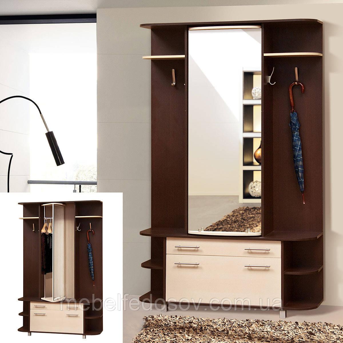 Прихожая Прима  (Світ мебелів) 1350х405х2115мм