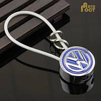 Брелок для ключей с логотипом Volkswagen в коробке
