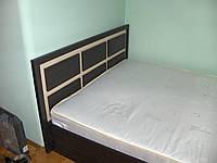 Ліжко двоспальне ДСП