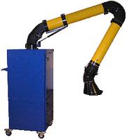 Передвижной фильтровентиляционный агрегат ПФВА-1200