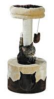 """*Домик с когтеточилкой """"НУРИЯ"""" для кошек и котят, 61см, бежевый"""