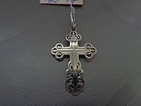 Серебряный крест 69а, фото 1