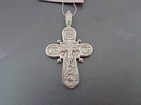 Серебряный крест 80, фото 1