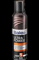 Balea Ultra Power Schaumfestiger - Пенка для укладки волос  ультрасильной фиксации, 250 мл