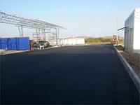Асфальтирование автомобильных заправочных станций (АЗС)