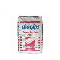 EkoGips SAТENGIPS Эко Финишная гипсовая шпатлевка, 30 кг