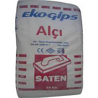 EkoGips SAТENGIPS Эко Финишная гипсовая шпатлевка, 25 кг
