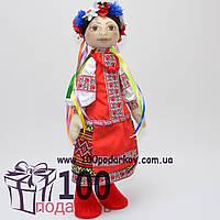 Кукла в украинском наряде №31