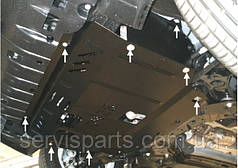 Защита двигателя Kia Ceed 2012-2015 (Киа Сид)