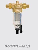 """Механический фильтр с ручной промывкой Protector mini CR 1"""""""