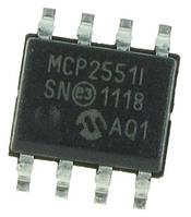 MICROCHIP MCP2551-ISN CAN Interface драйвер интерфейса КАН IC 1503 FV приемопередатчик SOP8 Трансивер SOP-8 SM