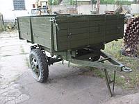 Автомобильный прицеп модели ИАПЗ-738
