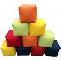 Пуф Куб 40*40*40 см (6 цветов)
