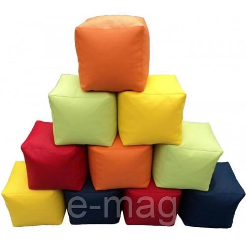 Пуф Куб 40*40*40 см (6 цветов) - E-mag.prom.ua в Одессе