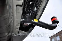 Быстросъемный фаркоп Audi Q7 на ключе (Ауди Ку7), фото 2